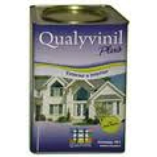 Latex Qualyvinil Plus Rende Muito Orquidea