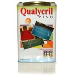 Tinta piso Qualycril