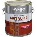 Esmalte Anjo metálico Cinza Grafite